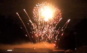 Weekly Downtown Fireworks Displays Questioned