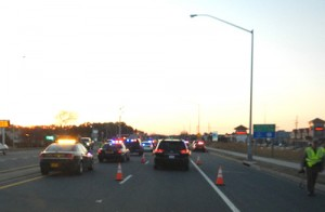 WOC Checkpoint Leads To One Arrest, Traffic Backups