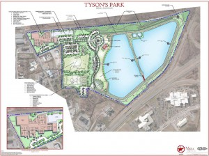 Berlin To Evaluate Proposed Recreation Park Concept For Tyson Property
