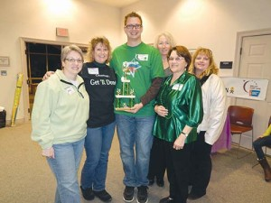 Relay For Life Of North Worcester County Wins First Place In OC St. Patrick's Day Parade