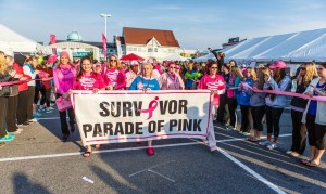 Thousands Turn Out for Komen Race
