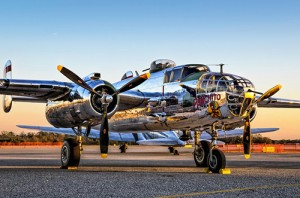 Bomber Flights Offered During OC Air Show