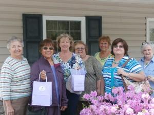 Pine'eer Craft Club Tours Lavender Fields