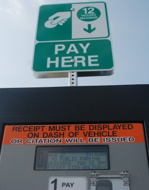 OC Council Moves Ahead With Paid Parking Plan
