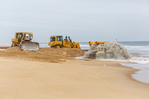 Ocean City's Beach Pumping Work Wrapped Up