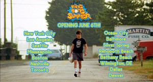 'Ping Pong Summer' Premiere Set For Ocean City