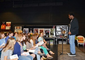 SD High School Artist And Writer Reads Published Works From School Literary Magazine