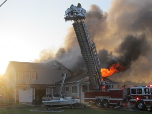 Recovery Fund Set Up For Family Displaced By Thursday Fire