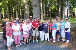 OP Boat Club Hosts Summer Picnic At White House Park