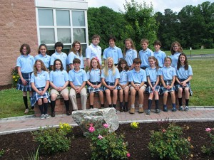 Most Bless Sacrament Students Participate In Math Olympiad Contest