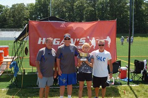 Angler Lax Club Wins Summer Exposure Title