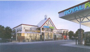 Berlin Eyes Annexation For New Route 50 Royal Farms Store