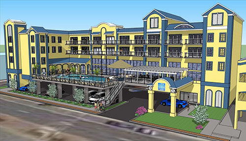 Hotels In Ocean City Md >> 08 07 2014 Ocean City Hotel Redevelopment Plans Approved