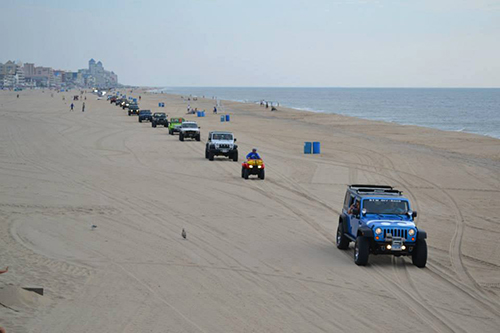 Ocean City Jeep Week >> 08/14/2014 | Ocean City Jeep Week Events Begin Thursday ...
