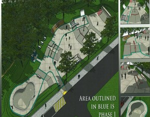 Salisbury Seeks Grant To Fund Skate Park's Second Phase