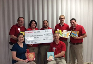 $2,000 Target Early Childhood Reading Grant Given To United Way