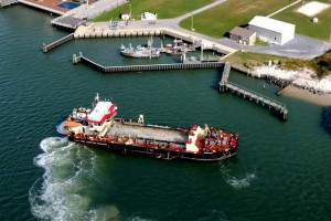 Multiple Dredging Projects Taking Place This Fall; OC Canals, Inlet Work Underway