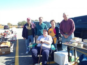 OC/Berlin Rotary Club Holds Yard Sale