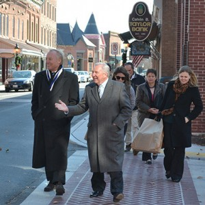 Comptroller Recognizes Berlin For Efforts, Success