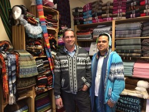 New Shop Brings Peruvian Products To Downtown Berlin