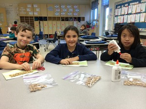 OC Elementary Third Grade Class Learn How To Use Equal Groups And Arrays