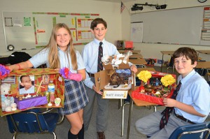Worcester Prep Sixth Graders Study Hispanic Culture