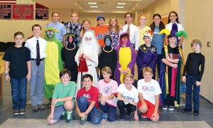 Monsters In The Closet Presented By Worcester Prep School Six Grade Students