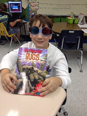Third Grade Class At Showell Elementary Read About Insects