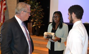 Worcester Students Tackle Solutions For Real World Issue