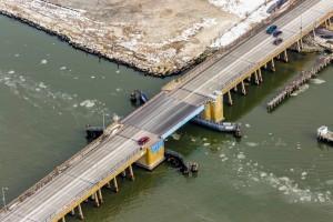 'Minor Wiring Issue' Causes Latest 50 Bridge Breakdown