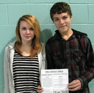 Dragon And Diamondback Teams At SD Middle School Complete Research Project On History Of Slavery