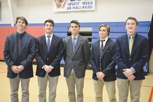Worcester Prep's Boys' Varsity Basketball Team Brings Home Its Share Of ESIAC Post-Season Awards