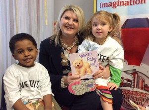 PNC Bank Provides $10,000 Grant To Support United Way's Imagination Library Program