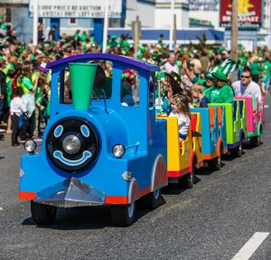Ocean City Getting Ready For St. Patrick's Parade, Festival Next Weekend