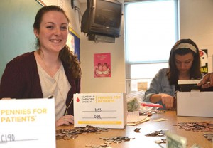 SD High School's Acts Of Kindness Club Organizes School-Wide Leukemia & Lymphoma Pennies For Patients Campaign