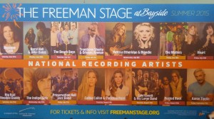 Freeman Stage Announces 'Diverse' Series Of Events; Attendance Has Grown At Venue From 13,500 First Season To 51,000 In 2014