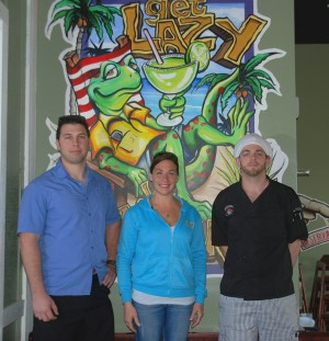New Ownership Clarifies Lazy Lizard's New Direction; Veteran Team Aims To Redesign Downtown Site
