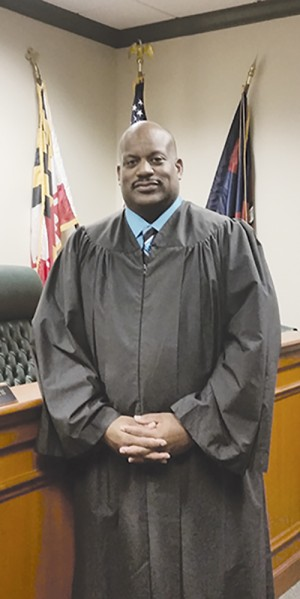 Smack Appointed Court's Chief Judge