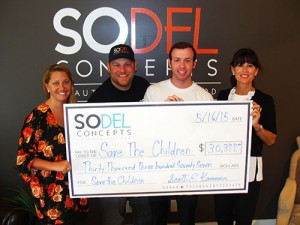 SoDel Concepts Organizes Fundraiser For Earthquake Victims In Nepal