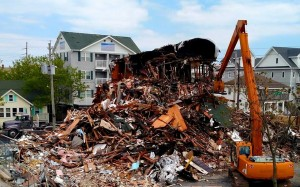 On Landmark Demolition, Property Owner: 'It's Sad To See Another Historic Building Get Torn Down, But The Times Move On'
