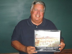 Popularity Pushes Mann's Vanishing Ocean City Into Second Printing