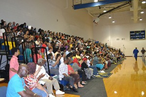Pocomoke High Holds First-Ever Intent Ceremony