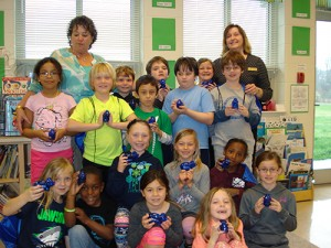 Bank Of Ocean City Participates In Teach Children To Save Day