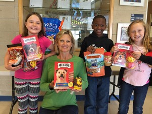 OC Elementary School Holds Annual Worcester County Humane Society Care For Pets Drive