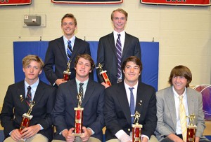 Worcester Prep Boys Spring Sports Standouts Honored