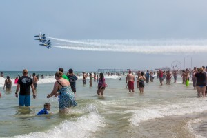 Last Weekend's Air Show Called Best Yet For Ocean City