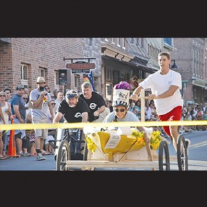 Annual Berlin Bathtub Races Scheduled For Friday; Entries, Sponsors Sought For Event