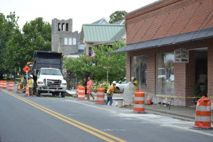 Berlin Sidewalk Work To Continue Through Summer
