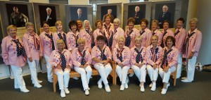 Delmarva Chorus Participates In American Legion Post Everlasting Memorial Service