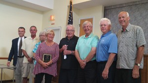 Fenwick Mayor Recognized For 12 Years Of Service